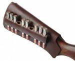 Патронташ на приклад на 10 патронов к. 7,62