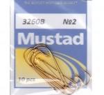Крючки Mustad 3260 В №10