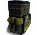 Ящик-сумка-рюкзак зимний с 3-мя  отд. 434019 Н-3  LUX