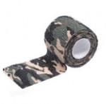 Лента самоклеящиеся Camo Elastic Bandage 2,5см*4,5м.