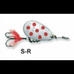 Блесна Kuf-Lippa 5гр. (с опереньем) S-R