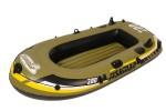Лодка RELAX Fishman 200 SET+весла+насос 218х110х36