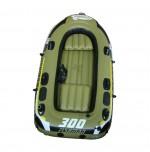 Лодка RELAX Fishman 300 SET+весла+насос 252x125x40