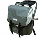 Рюкзак со стулом Rapala Iceman 46037-1