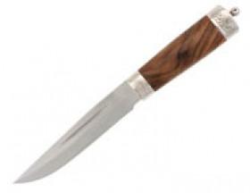 Нож Лис разделочный (Златоуст)