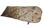 Спальник-одеяло СПУТНИК-2 с подголовником (180+40х73 см) (t +13 +9)