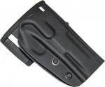 Кобура пластиковая Викинг №25 с поясным креплением, черный